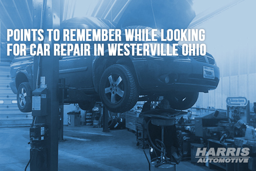 Car Repair Westerville Ohio