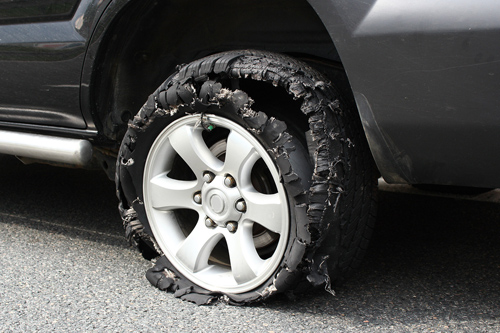Tire Pressure Tips and Safety